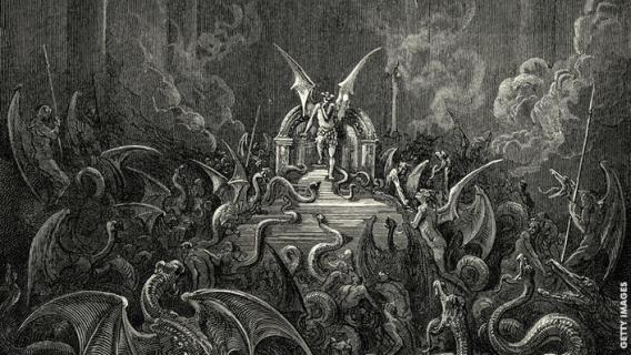 Os OVNIs são demoníacos, temem algumas autoridades dos EUA e do Reino Unido 1