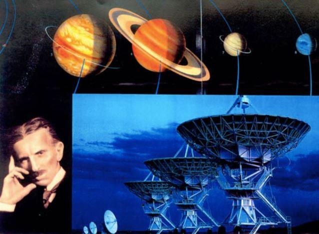 Nikola Tesla disse o que a comunicação extraterrestre faria à raça humana
