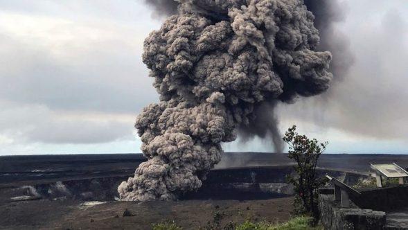 Vulcão do Havaí pode estar pronto para explodir,