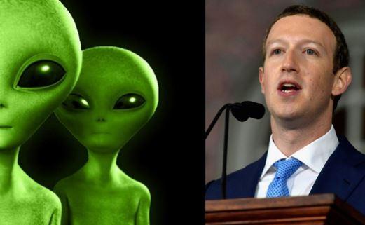 Fundador do Facebook está tentando encontrar alienígenas
