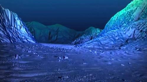 O voo MH370 pode estar sob o gelo da Antártica