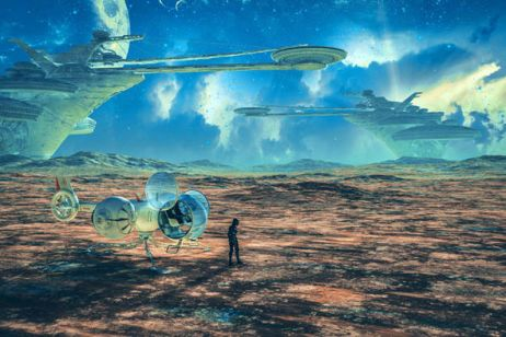 NASA admite que alienígenas podem estar escondidos