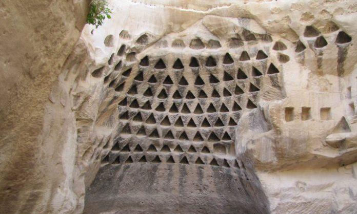 estruturas construídas pelo homem há um milhão de anos