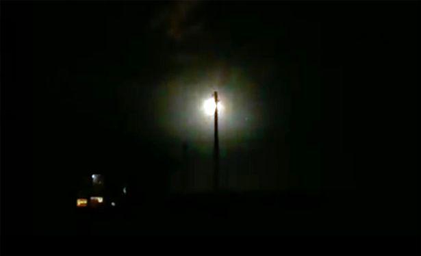 OVNI cai do céu perto de local de jogo da Copa