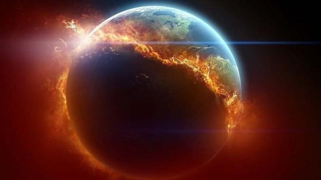 Dossiê informa que a Terra pode estar em perigo iminente