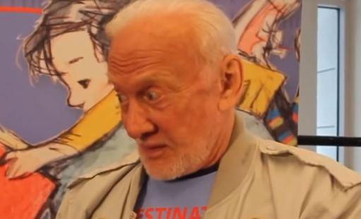 Buzz Aldrin disse que não fomos à Lua
