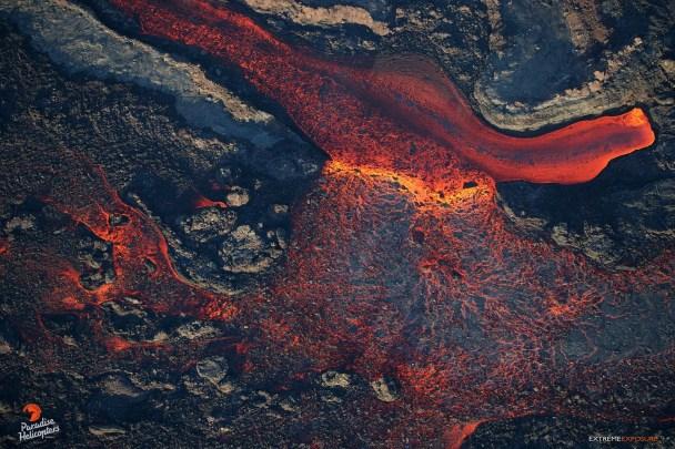 Atividade vulcânica ao redor do mundo nos últimos dias 8