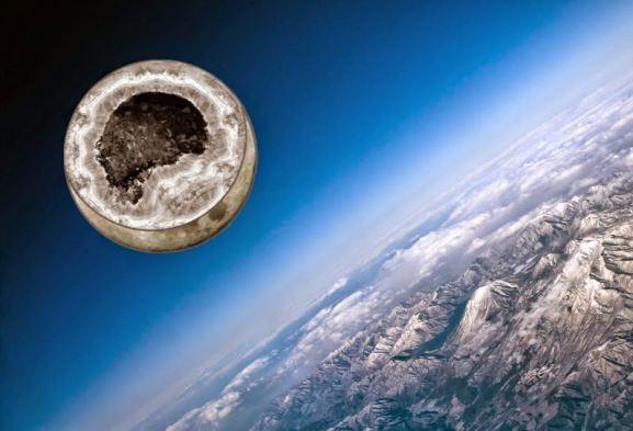 Evidências mostram que a Lua não é o que pensamos