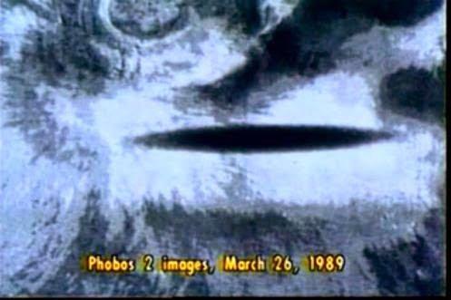 Alienígenas causaram perda de sonda russa em Marte, diz cosmonauta 1