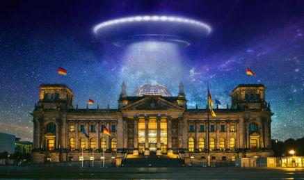 O que aconteceria se os OVNIs entrassem em contato conosco