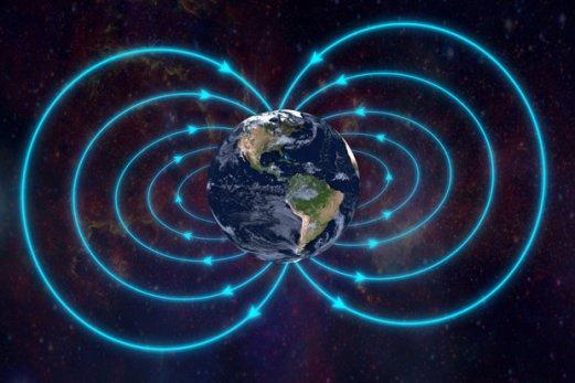 Satélites cairão do céu se houver uma inversão dos polos