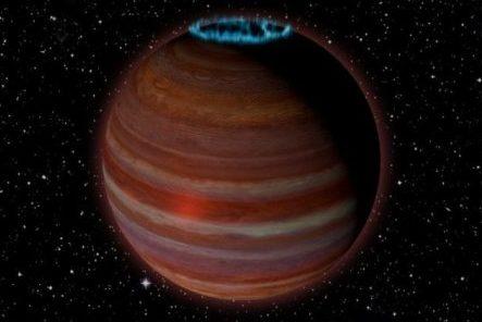 Planeta desgarrado é descoberto fora do osso sistema solar