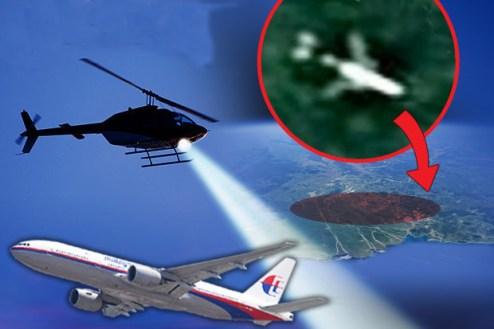 Homem diz que descobriu onde está o voo MH370