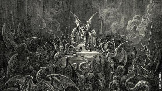 Anjos caídos e entidades demoníacas: Encontrando a xenofobia sobre extraterrestres