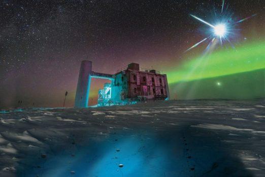 Antártica: Cientistas detectam partícula misteriosa