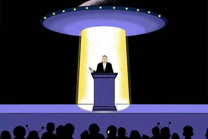 NASA, Harvard e Pentágono agora estão levando os OVNIs a sério