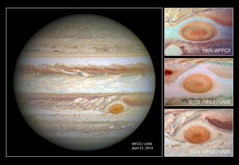 Descoberta de água em Júpiter aumenta as chances da existência de vida no gigante gasoso