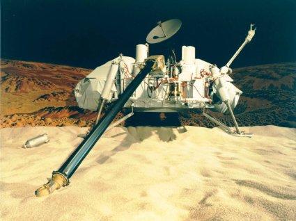 Cientistas agora concordam que há mesmo vida em Marte