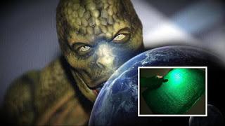 Terra Oca: Os reptilianos habitam a interior do nosso planeta? 1