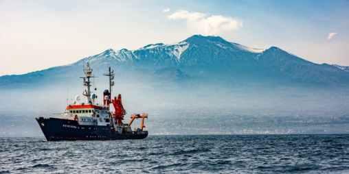 Monte Etna pode estar prestes a entrar em colapso
