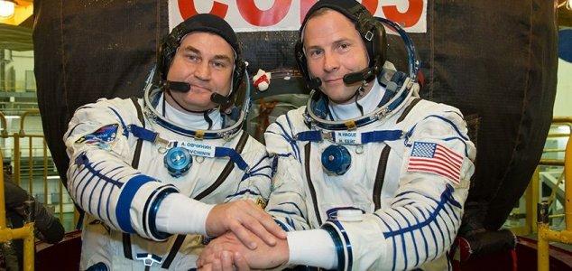 Astronautas da Soyuz fazem pouso de emergência a caminho da Estação Espacial Internacional 1