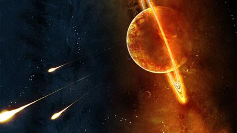 Poderia Saturno acender como o Sol