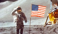 NASA anuncia retorno à Lua pela primeira vez em 50 anos