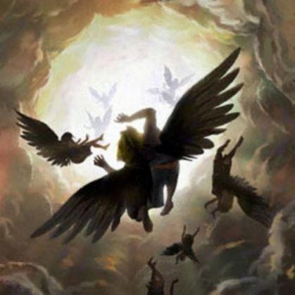 Os 'anjos caídos' mencionados na Bíblia vieram de Marte
