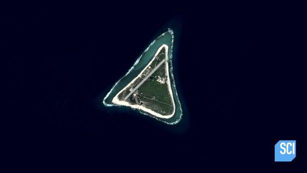 Ilha desaparece das imagens de satélite. Mas será mesmo que desapareceu?