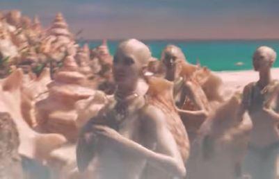 Uma raça de alienígenas gigantes teria habitado Marte