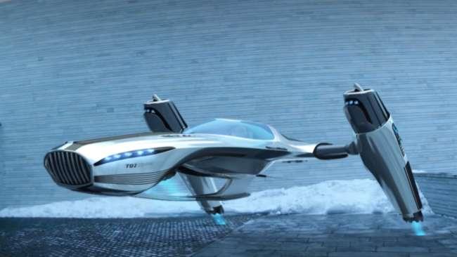 Cientistas criaram nave tipo Star Trek que voa usando propulsores de íon