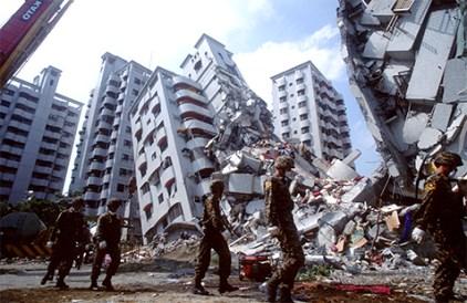 O que está acontecendo no nosso planeta? Terremotos aumentaram em 2.000% desde 1900