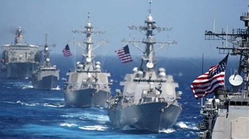 4ª Frota dos Estados Unidos é enviada para patrulhar a costa do Brasil