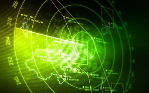 Anomalia de radar com atividade anormal da Força Aérea ocorre nos EUA