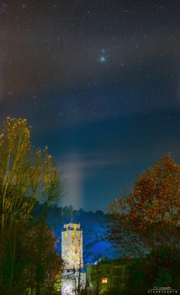 Cometa ainda não se aproximou da Terra e já está tão grande quanto a Lua 3