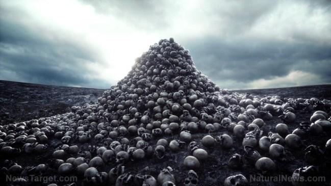 Plano dos globalistas para exterminar a humanidade começa agora