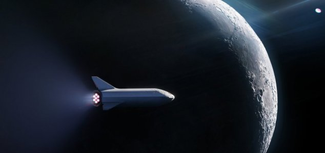 nave estelar poderá voar daqui alguns meses