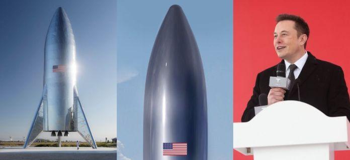 SpaceX apresente protótipo de foguete que enviará humanos a Marte