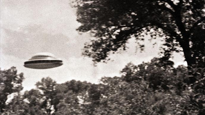 15 fotos de OVNIs tiradas antes da existência de computação gráfica e drones 1