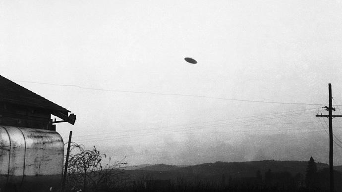 15 fotos de OVNIs tiradas antes da existência de computação gráfica e drones 5