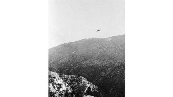 15 fotos de OVNIs tiradas antes da existência de computação gráfica e drones 8