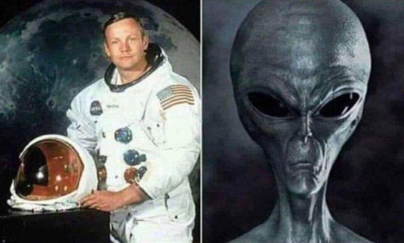 Elon Musk postou meme estranho sobre Neil Armstrong