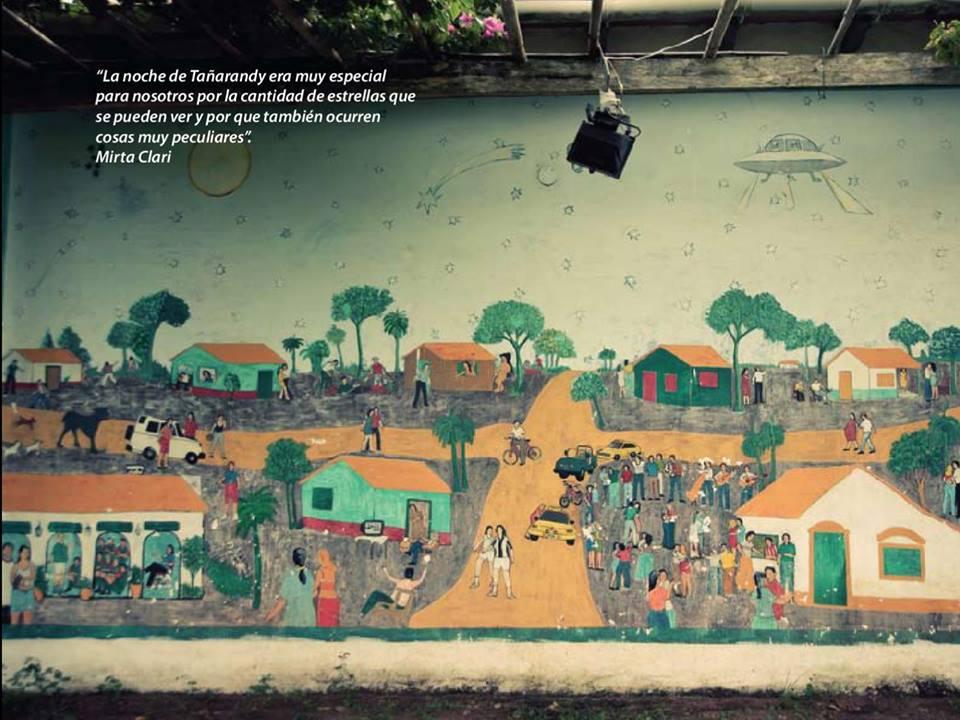 OVNIs no Paraguai: Cronologia dos casos