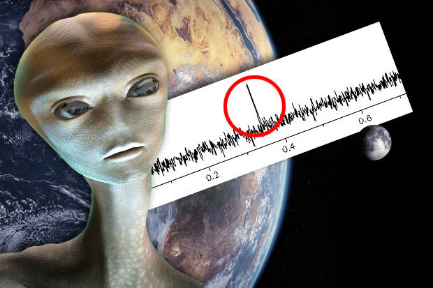 sinais alienígenas