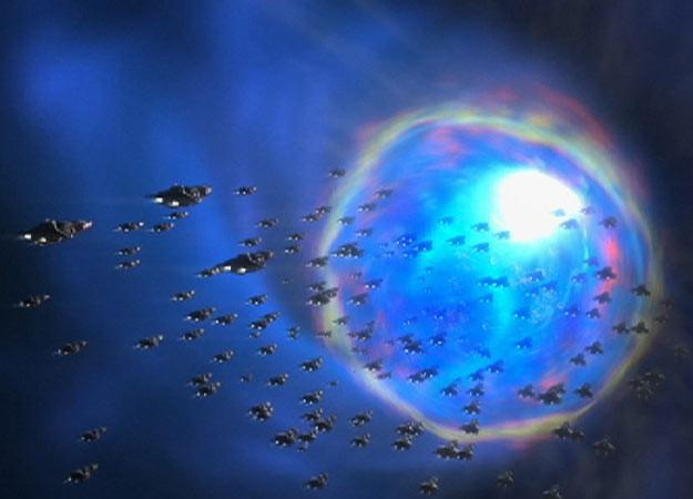 Os alienígenas estão voltando para resgatar sua religião