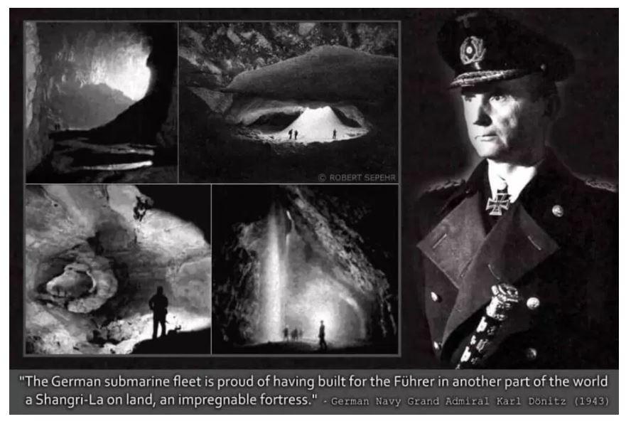 Teriam os nazistas vencido a batalha da Antártica, após a Segunda Guerra Mundial? 3