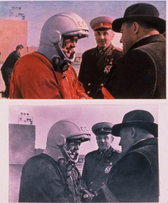 Segredos soviéticos: Existem cosmonautas mortos em órbita da Terra? 2