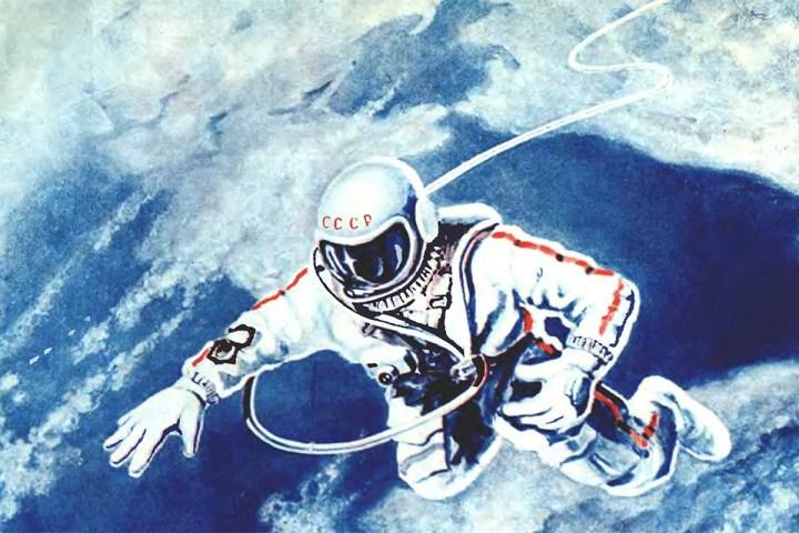 cosmonautas mortos em órbita da Terra