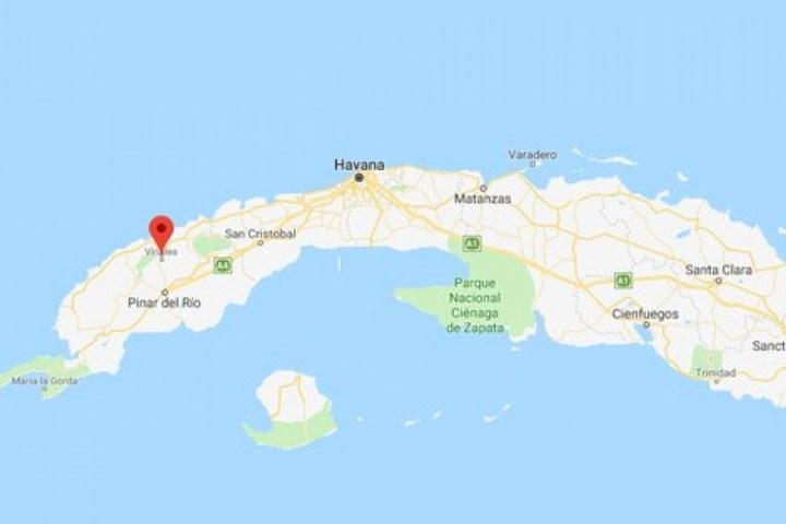 Meteoro explode no céu de Cuba