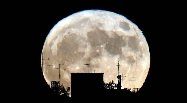 Lua será a maior e mais brilhante dos próximos 7 anos